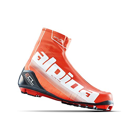 Alpina ECL Pro WC Classic Boot - 42.5 - Red