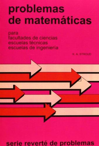 Problemas de matemáticas (Spanish Edition)