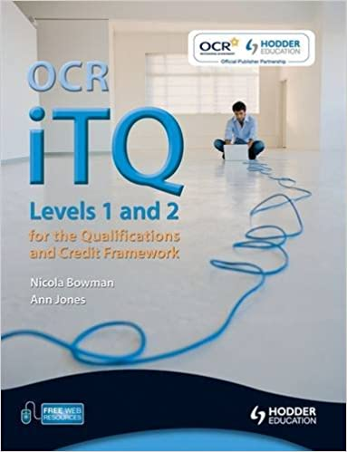 OCR iTQ Levels 1 and 2: Software Skills: For Office 2003 Levels 1 & 2