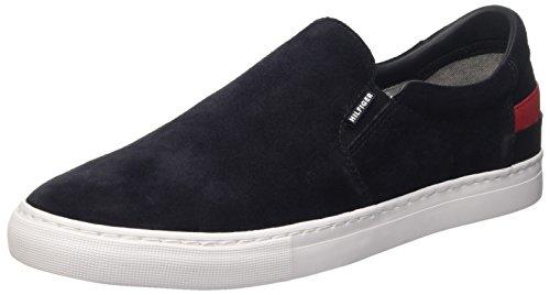 Tommy Hilfiger Herren J2285ay 2b Sneaker Blau (MIDNIGHT 403)