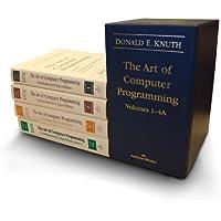 The Art of Computer Programming, Volumes 1-4A Boxed Set (Box Set)