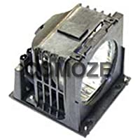 Comoze lamp for mitsubishi wd-62628 tv with housing