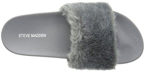 Madden Ons Softey Light Grey Steve Slip Women's Dark OR8qZdZn