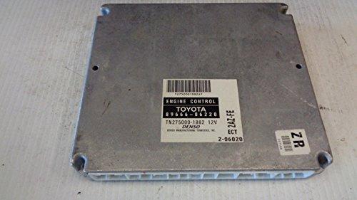 02 TOYOTA CAMRY ENGINE ECM ELECTRONIC CONTROL