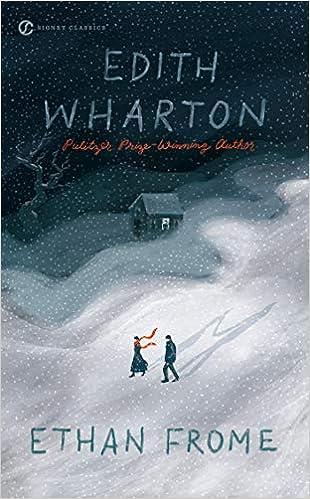 Ethan Frome Kindle Edition By Wharton Edith Shreve Anita Literature Fiction Kindle Ebooks Amazon Com