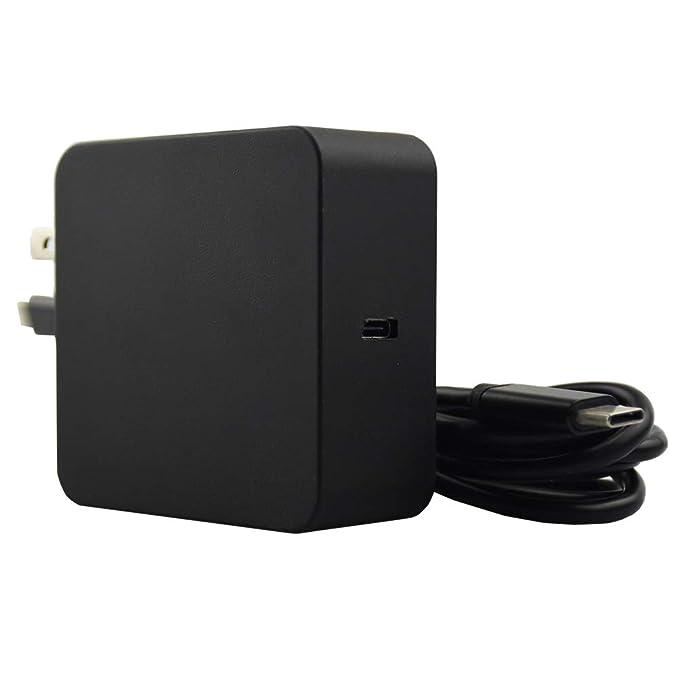 Amazon.com: 65 W Tipo C AC Cargador para Asus ZenBook 3 ...