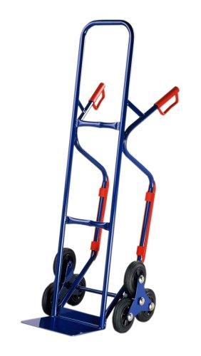 Gut gemocht erba 6 Rad Sackkarre TK 200 Treppenkarre: Amazon.de: Baumarkt ZU71