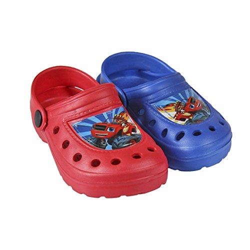 Bambino Blaze and the monster machines sabot crocs tg