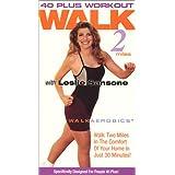40 Plus Walk Aerobics Workout