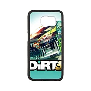 dirt 3 Samsung Galaxy S6 Cell Phone Case Black Tribute gift PXR006-7608844