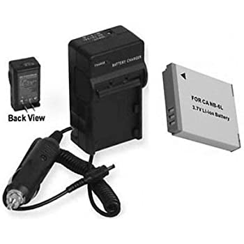 Amazon Com Battery Charger For Canon Sx700 Hs Canon
