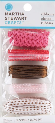 Martha Stewart Crafts Vintage Girl Mixed Ribbons