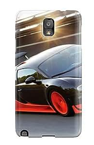 Premium Tpu Bugatti Veyron Ss 2010 Cover Skin For Galaxy Note 3