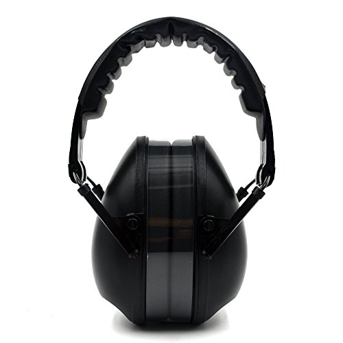 Ear Muffs,Gun Shooting Range Earmuffs Ear Protector NRR 2...