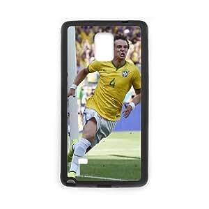 David Luiz For Samsung Galaxy Note4 N9108 Csae phone Case QYK603068