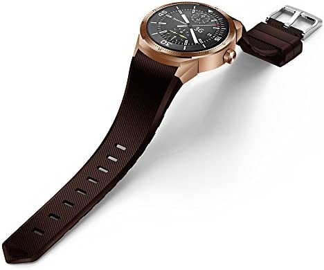ACEBABY Relojes Inteligentes Bluetooth Smartwatches Soporta Llamada Mensaje Tarjeta SIM/Podómetro/Internet para Android Teléfonos Inteligentes Banda Mujer ...