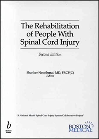 Book The Rehabilitation of People with Spinal Cord Injury
