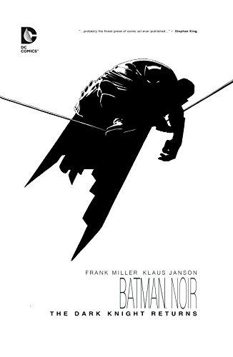 Amazon batman noir the dark knight returns batman the dark batman noir the dark knight returns batman the dark knight returns by fandeluxe Images