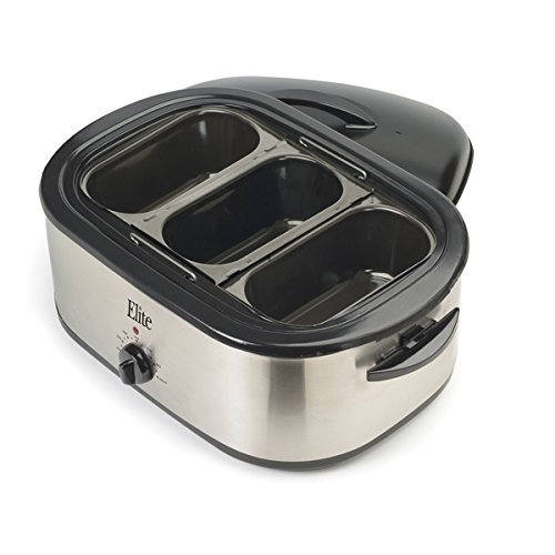 Elite Platinum ERO-210B 18-quart Roaster Oven (Rival Roaster Oven Parts compare prices)