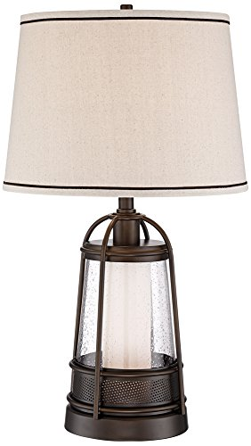 Match Bronze Table Lamp - Hugh 26