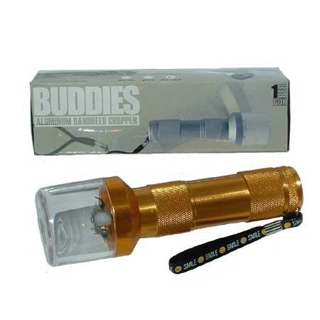 Buddies Aluminum Electric Grinder Assorted