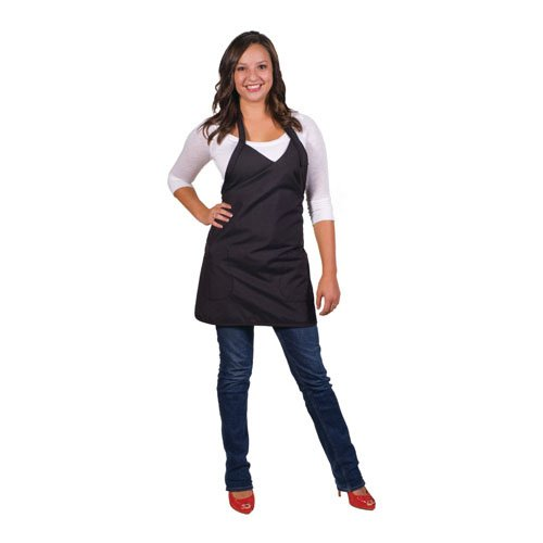 Cricket Cover Up Blokr Apron Capes, Black