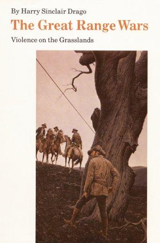 American Bison Range - The Great Range Wars: Violence on the Grasslands (Bison Book S)