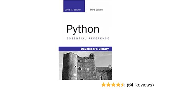 Python essential reference 3rd edition 9780672328626 computer python essential reference 3rd edition 9780672328626 computer science books amazon fandeluxe Images