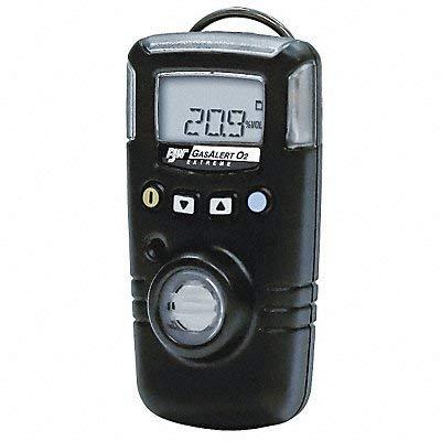 BW Technologies GAXT-N-DL-B GasAlert Extreme Nitric Oxide (NO) Single Gas Detector, 0-250 ppm Measuring Range, - Nitric Oxide Sensor