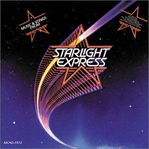 andrew lloyd webber richard stilgoe music songs from starlight