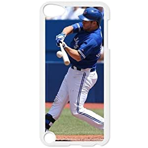 MLB IPod Touch 5 White Toronto Blue Jays cell phone cases&Gift Holiday&Christmas Gifts NADL7B8825562