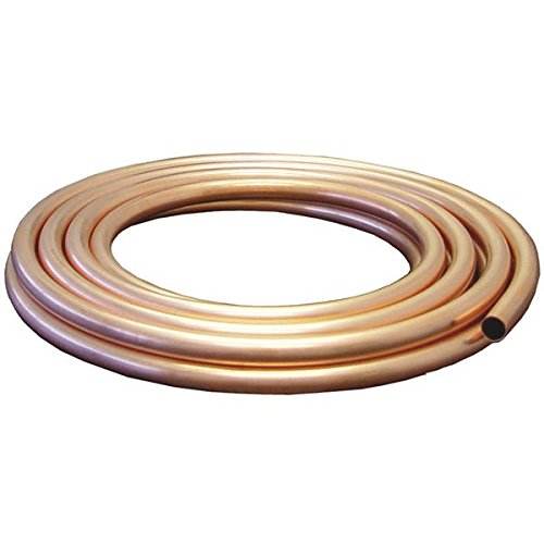 "Mueller STREAMLINE CO CU08020 1/2""x20' Utility COP Tube"