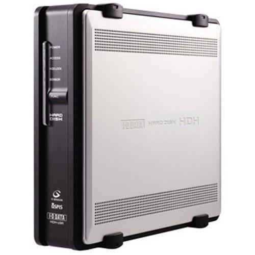 I-O DATA HDH-U400SR iSPIS USB外付型セキュリティHDD400GB B000FUTS5S