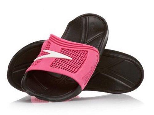 Speedo, Infradito donna Multicolore Black/pink [Shoe Size]