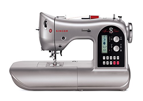 SINGER Special Edition Computerized Sewing Machine with LCD Screen, Bonus Accessories