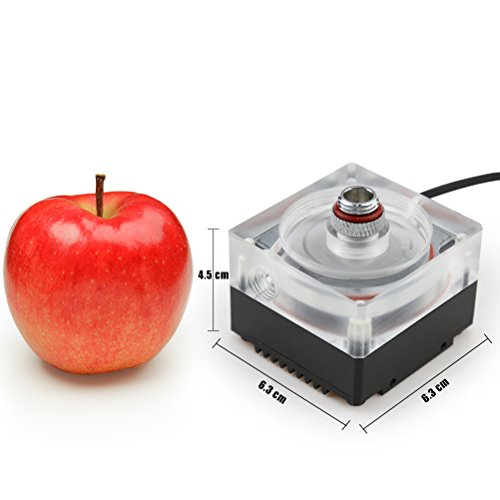 Low Noise CPU Water Cooling Pump,P.LOTOR Compatible with Most Popular Cases for Cooling Systems by P.LOTOR (Image #1)