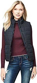 Aeropostale Womens Quilted Vest