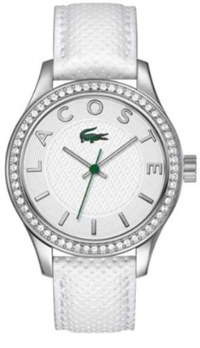 Lacoste Sydney Leather - White Women's watch #2000796