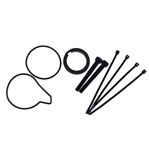 Air Pump Seal Kit, Putars Air Suspension Compressor Repair Kit Compatible for Land Rover Discovery 2 Range L322
