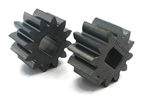 Toro (2) Genuine OEM Gear Pinions for 20, 22