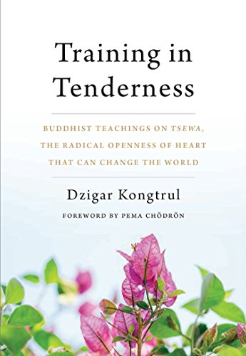- Training in Tenderness: Buddhist Teachings on Tsewa, the Radical Openness of Heart That Can Change the  World