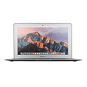 Apple MacBook Air MJVE2LL/A 13-inch Laptop 1.6GHz Core i5,4GB RAM,128GB SSD (Certified Refurbished)