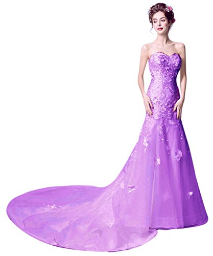 Vimans -  Vestito  - linea ad a - Donna Purple1 46