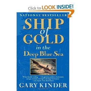 Ship of Gold in the Deep Blue Sea byKinder