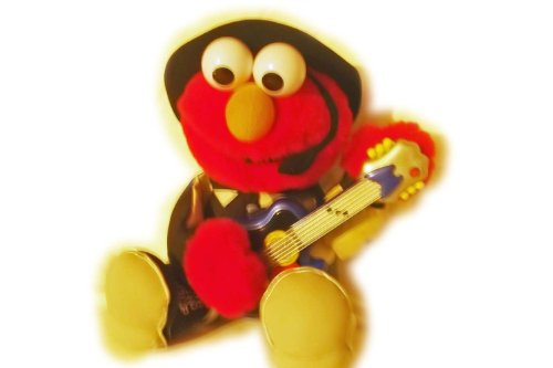 Country Singing Elmo by Fisher Price by Fisher-Price