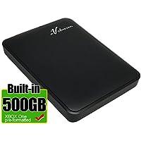 Avolusion 640GB USB 3.0 Portable External XBOX One Hard Drive (XBOX One Pre-Formatted) HD250U3-Z1 - w/2 Year Warranty