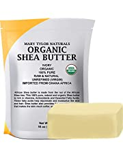Mango Butter, Certified Organic by Mary Tylor Naturals