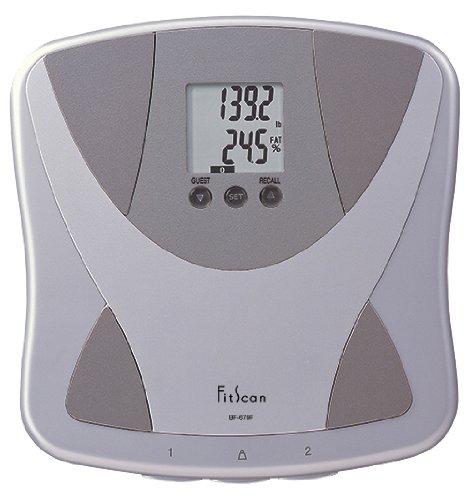 Tanita FitScan Body Fat Monitor BF-679F