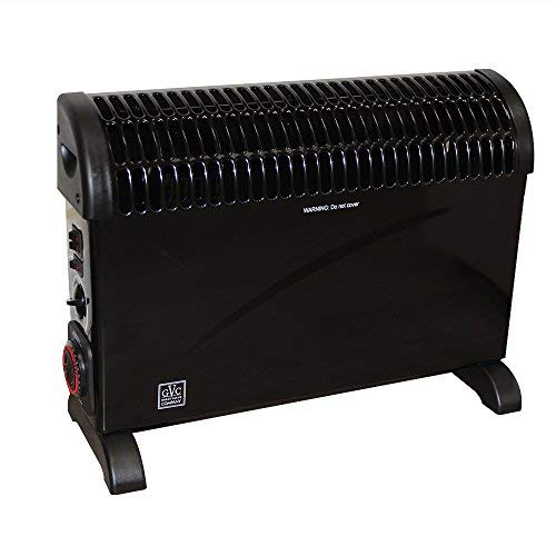 Great Value Company Convector Heater with Adjustable Thermostat, 2 Kilowatt
