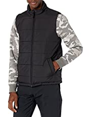 Amazon Essentials Men's Standard Heavy-Weight Puffer Vest